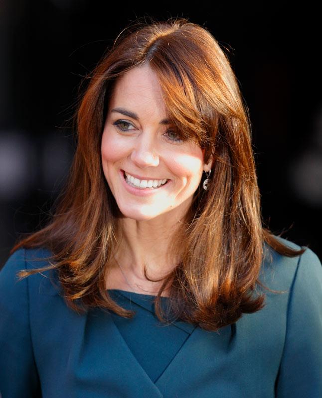 La Duquesa de Cambridge estrena 'look'