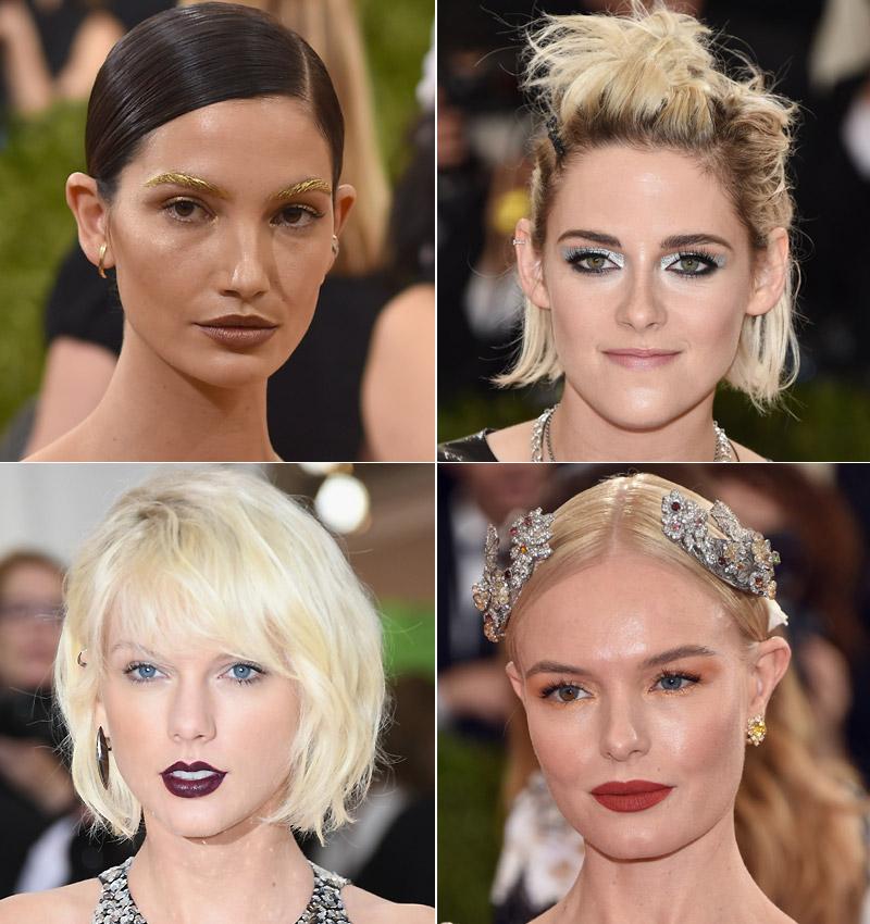 La Gala MET 2016, en clave 'beauty': ¿quieres ver todos los 'looks'?