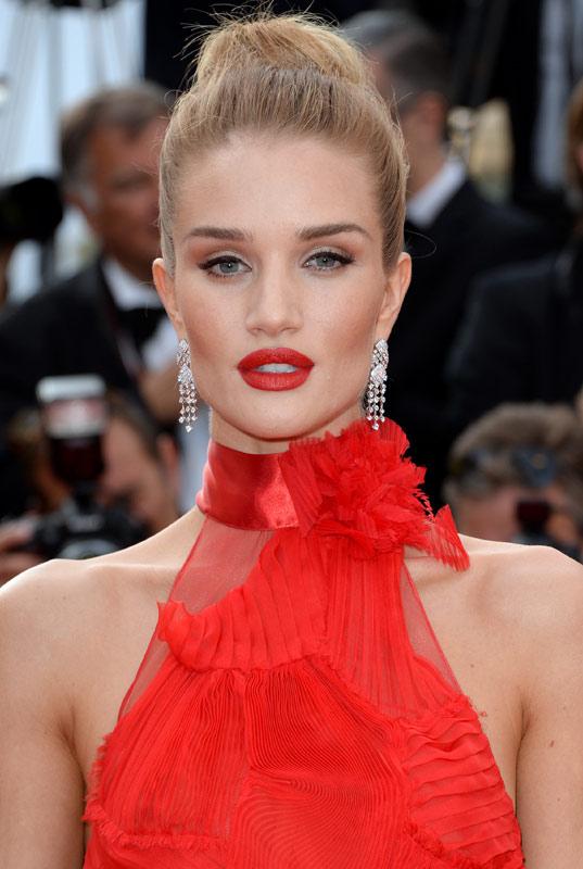 Los mejores 'beauty looks' de Cannes 2016, ¿te los vas a perder?