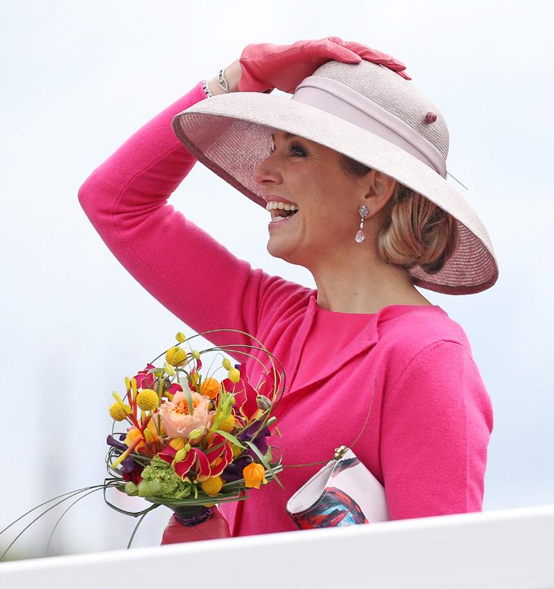 Máxima de Holanda: la reina de los tocados, en 45 'looks'
