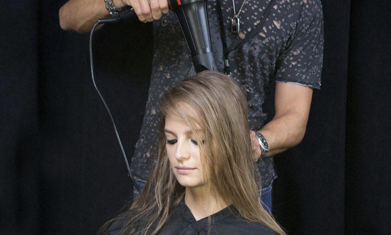 ¿Qué le pasa a mi pelo?