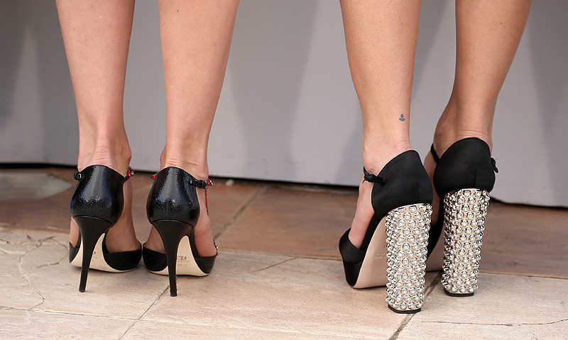 Tacones imposibles: Son sexys, sí, pero... ¿son buenos para tus pies?
