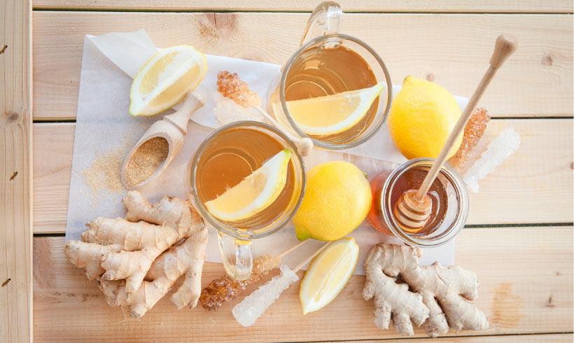 ¡Calma la sed de tu verano con bebidas saludables!