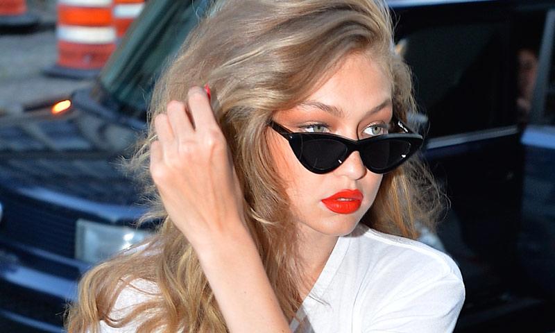 7 días, 7 'beauty looks'... por Gigi Hadid