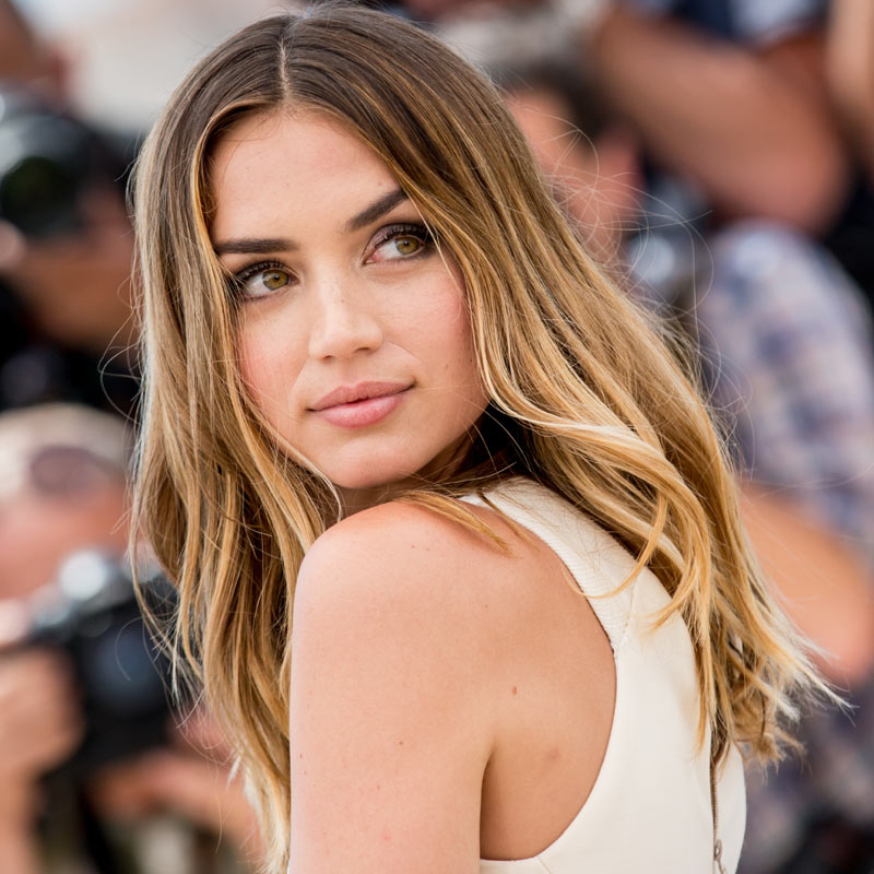 Ana de Armas, All the Best Beauty Looks From the 2020