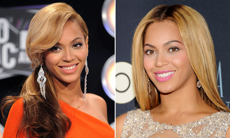 Beyoncé, 35 años en 35 'beauty looks'