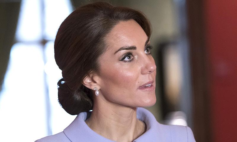 El nuevo 'eye liner' de la Duquesa de Cambridge
