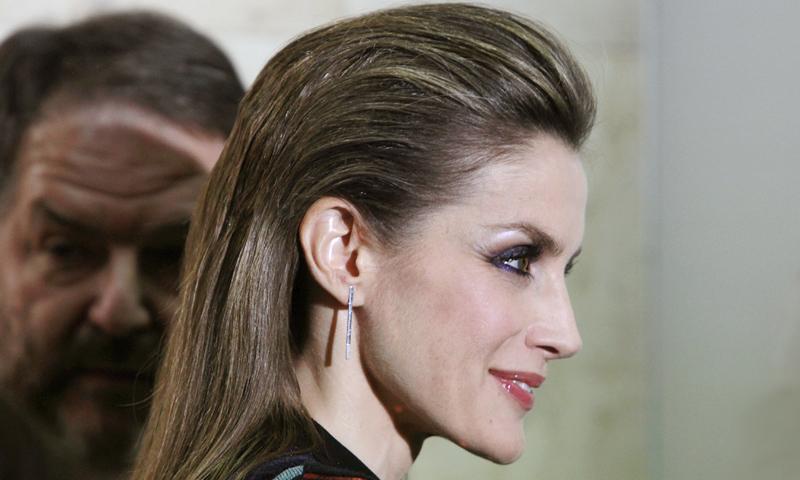 El 'look' más impactante de la reina Letizia