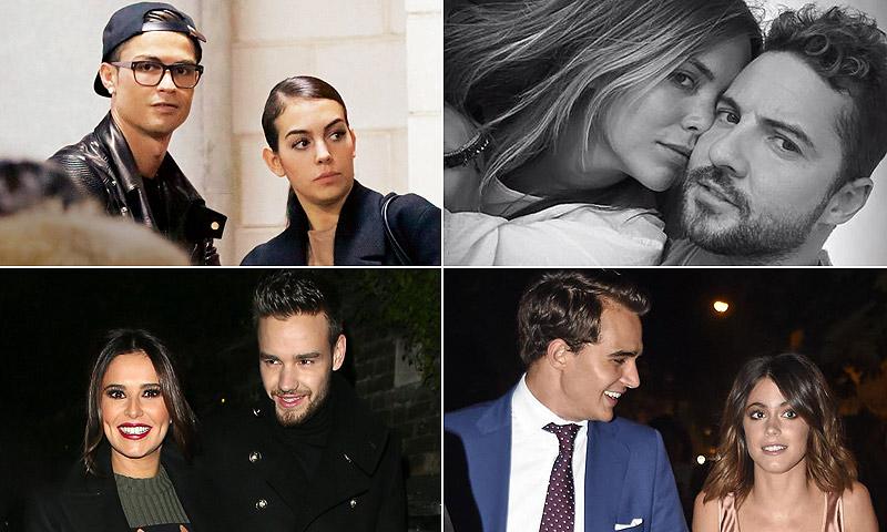 ¡Que viva el amor! Las parejas del 2016