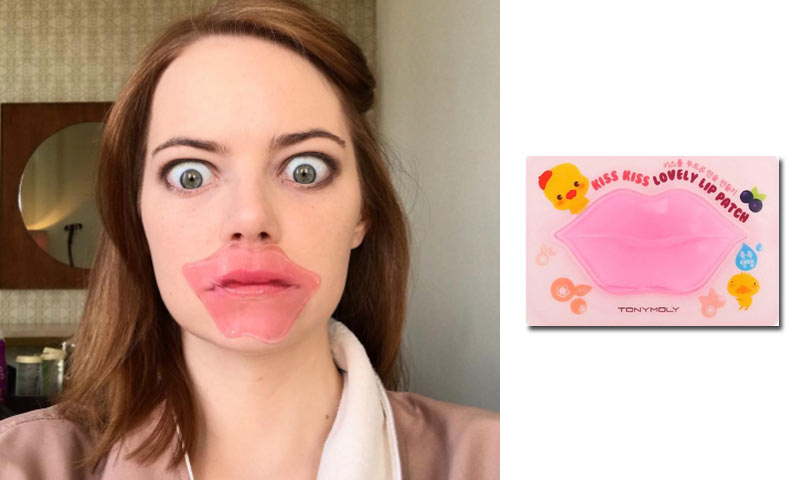 Descubrimos el secreto de belleza mejor guardado de Emma Stone para los Globo de Oro