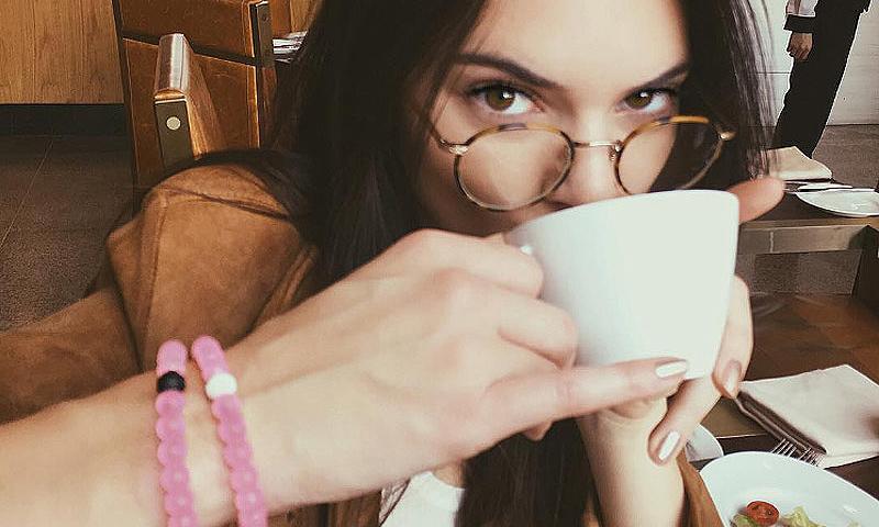 Los seis alimentos que Kendall Jenner tiene en su camerino