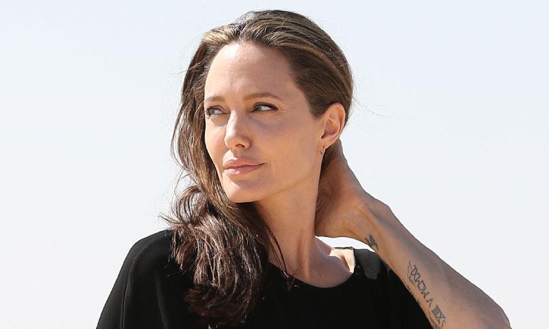 Angelina Jolie, una belleza solidaria
