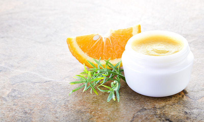 Dale frutas... ¡también a tu piel!