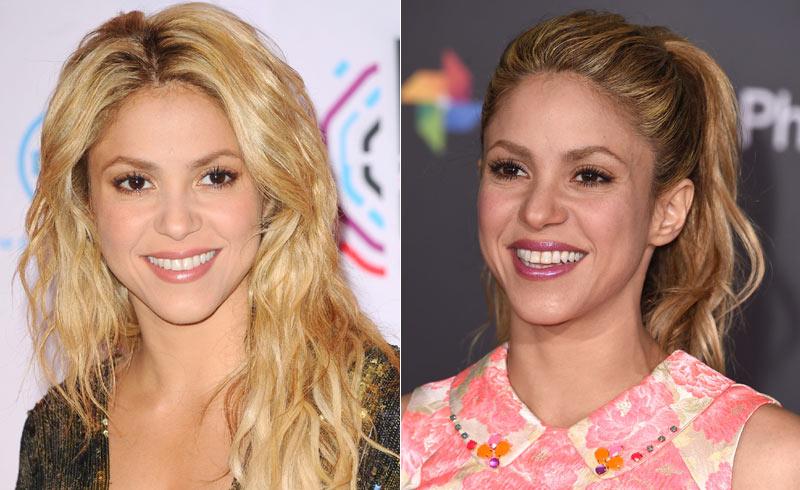 Shakira estrena década y nosotros te resumimos 40 de sus mejores 'beauty looks'