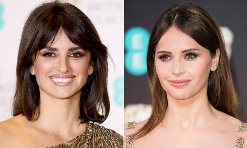 Los 'beauty looks' de los BAFTA, al detalle