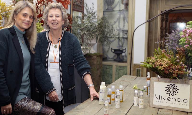La cosmética 'eco', la nueva ilusión de la Princesa Nora de Liechtenstein