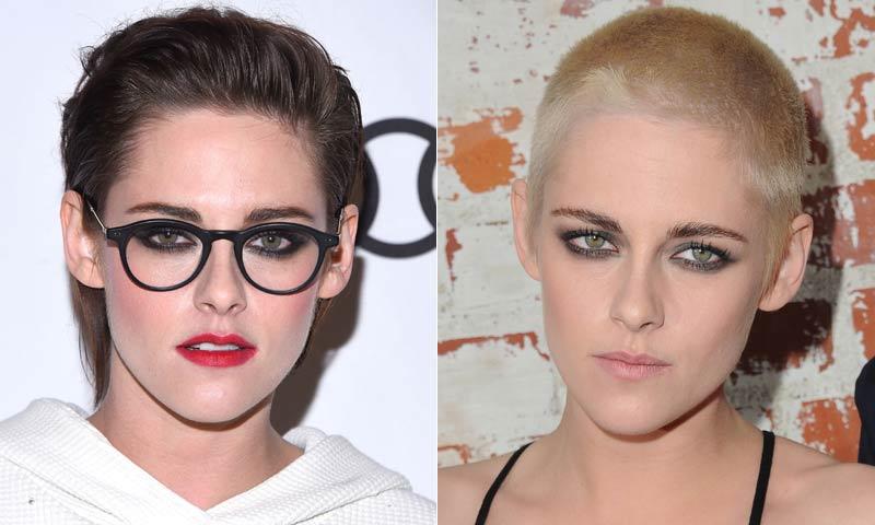 Kristen Stewart sorprende con su radical cambio de 'look'
