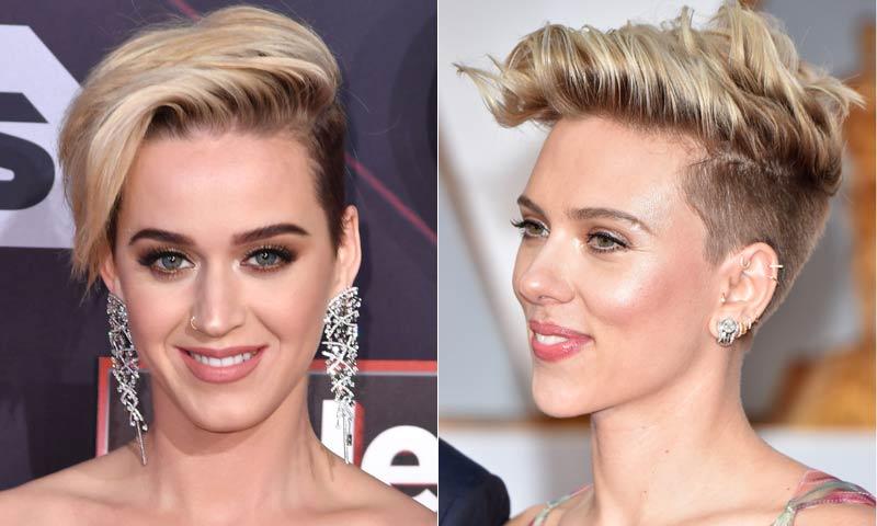 Ellas se han marcado un 'pixie'. ¿Cómo se lleva el peinado de moda?
