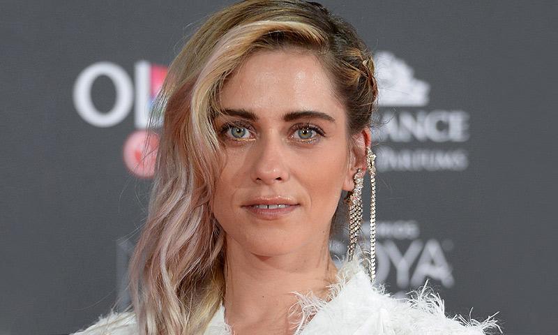 El nuevo 'look' de María León nos ha dejado sin palabras