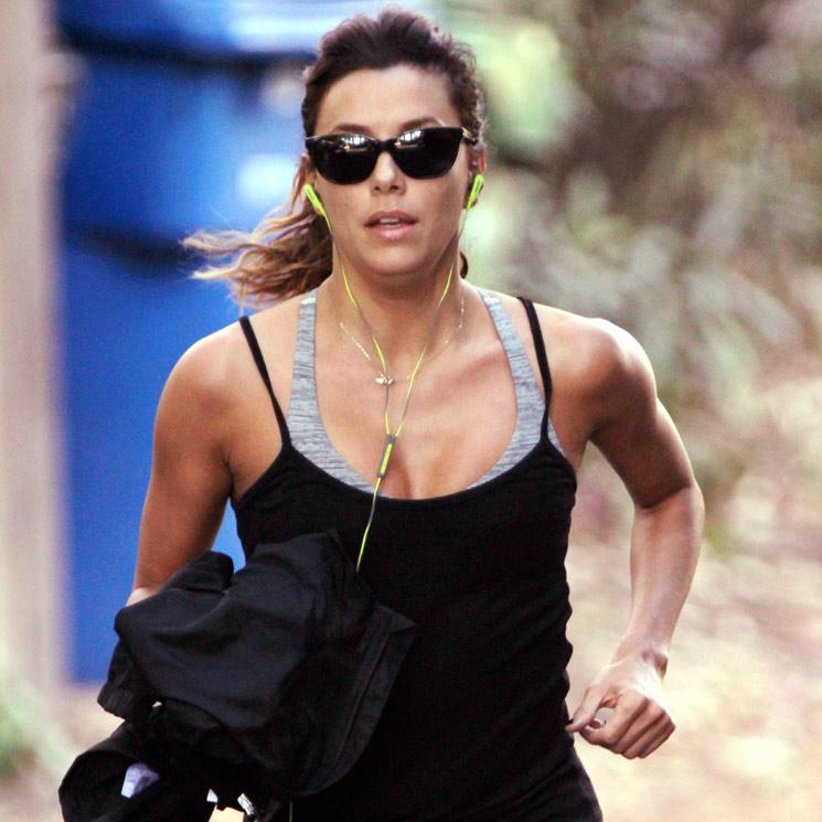 df316a3588 ¿Te da pereza hacer deporte  Este es el truco infalible de Eva Longoria