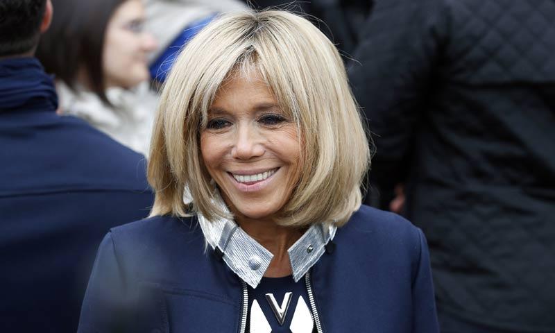 Peinados: ¿Ha encontrado Brigitte Macron su estilo como Primera Dama?