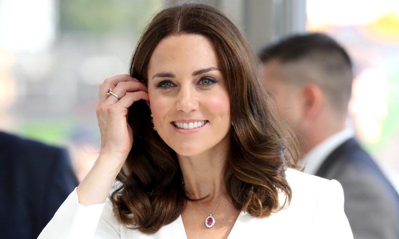 El nuevo corte de pelo de la Duquesa de Cambridge se llama 'kob'