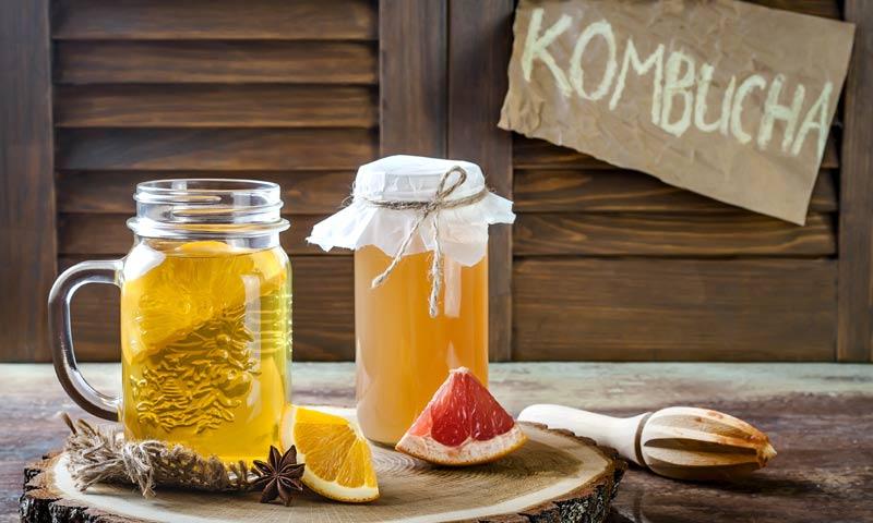 Té kombucha: la bebida detox que adelgaza y embellece tu piel