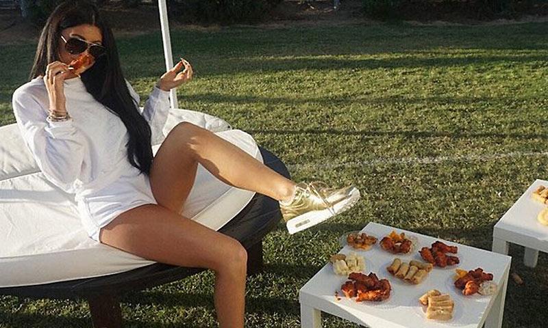 Hay una nueva vegana en Hollywood: Kylie Jenner