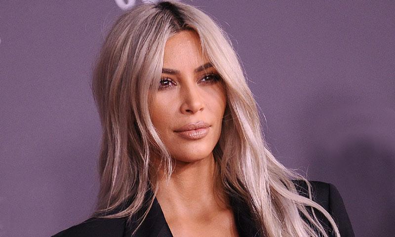 Kim Kardashian lo confiesa: tardó 13 horas en conseguir su rubio soñado