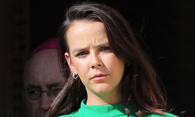 Paulina Ducruet, la primera 'royal' que comparte en directo su cambio de 'look'