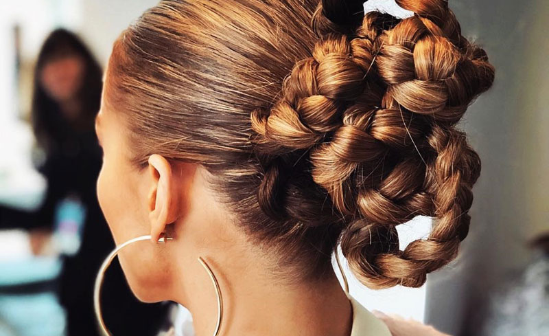El recogido Veruschka, ¿el peinado más impactante de Jennifer Lopez?