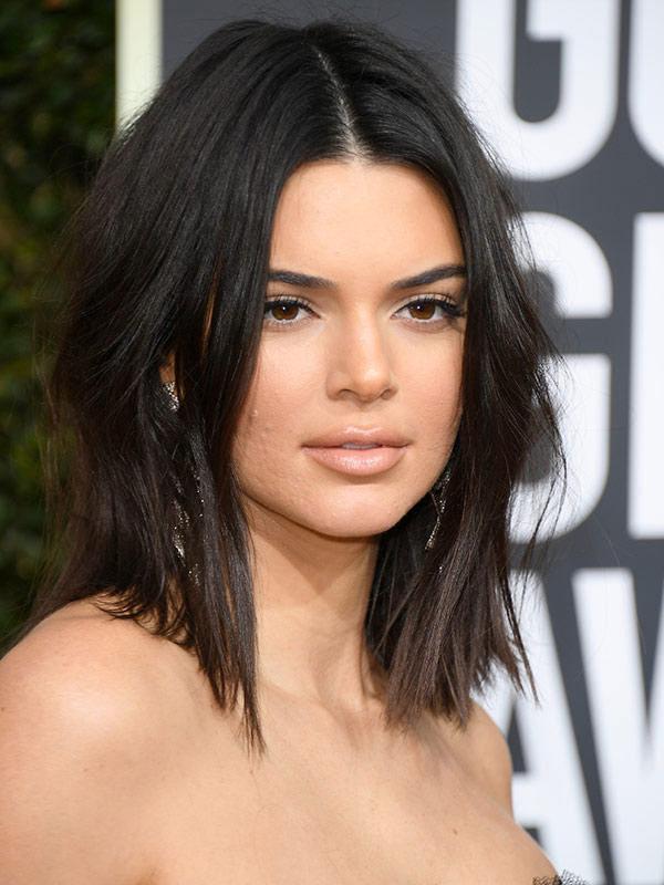 Kendall Jenner pelo