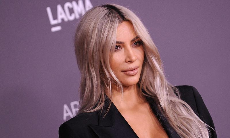Nuevo cambio de 'look': Kim Kardashian, al más puro estilo Bo Derek