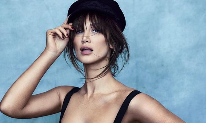 ¿Quién es esta chica que se parece tanto a Jennifer Lawrence y Bella Hadid?