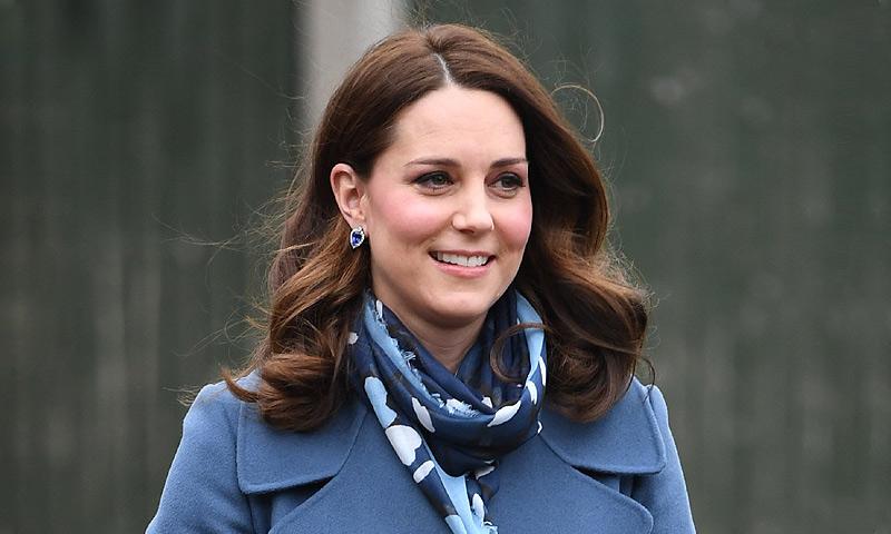 ¿Sabes cuál es el truco de la Duquesa de Cambridge para no sufrir con los tacones?