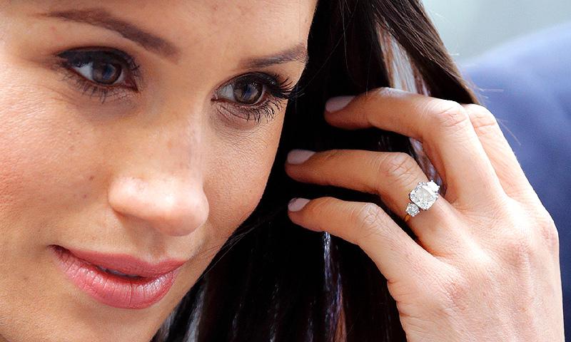 La manicura de Meghan Markle: 12 esmaltes que podría llevar en su boda