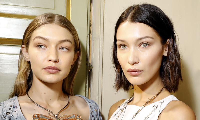Bella Hadid se transforma con su nuevo look en gemela de su hermana Gigi