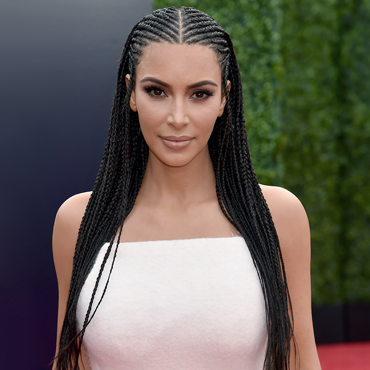 Kim Kardashian Y Sus Trenzas Afro A Examen