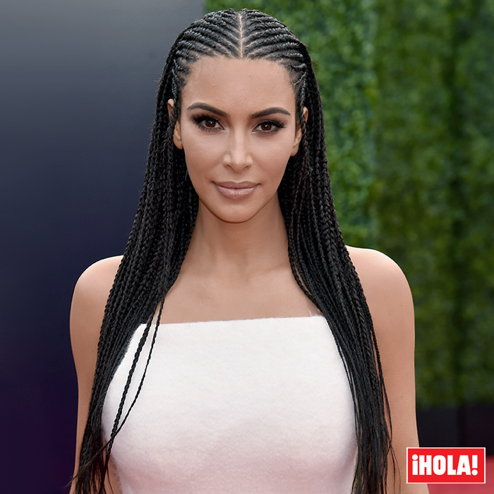 Kim Kardashian Y Sus Trenzas Afro A Examen - Imagenes-de-trenzas