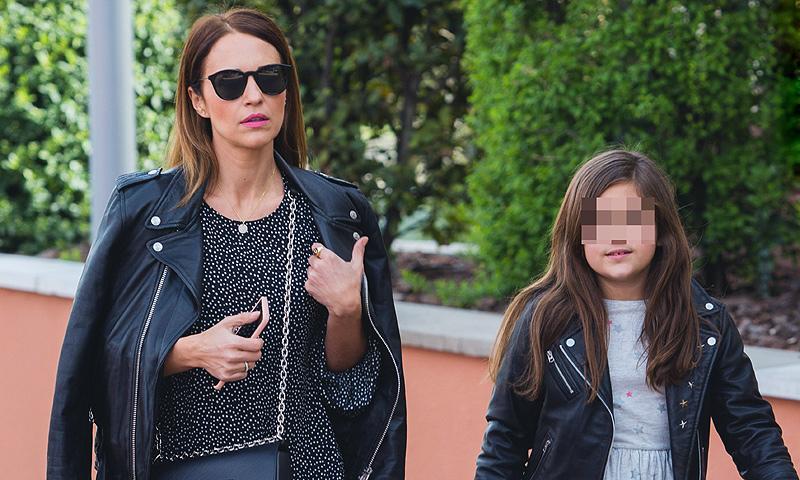 Paula Echevarría y su hija Daniella, ¡tarde de chicas y sesión de belleza!