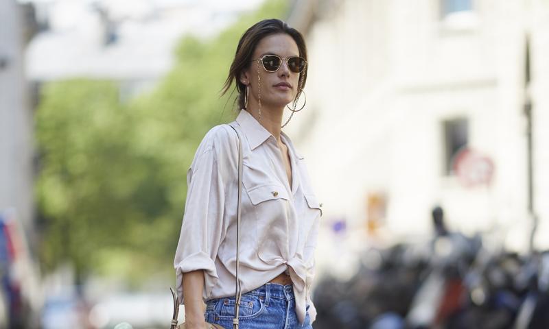 La manicura del verano y otros tratamientos de Alessandra Ambrosio en su visita a Madrid