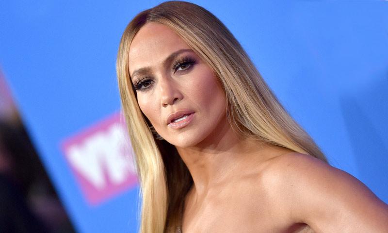 Jennifer Lopez y su imagen más natural sin maquillaje