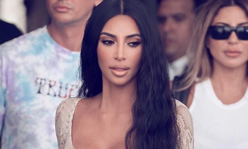 ¿A qué actriz quería parecerse Kim Kardashian en su adolescencia?