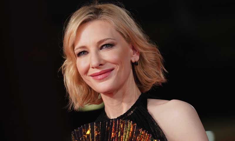Cate Blanchett se despide de su icónica melena rubia