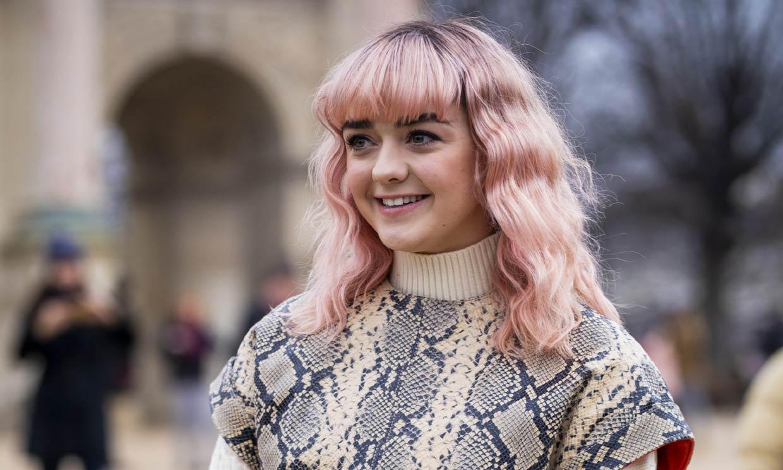 Maisie Williams dice adiós a su pelo fantasía: ¿cuál es su nuevo cambio de look?