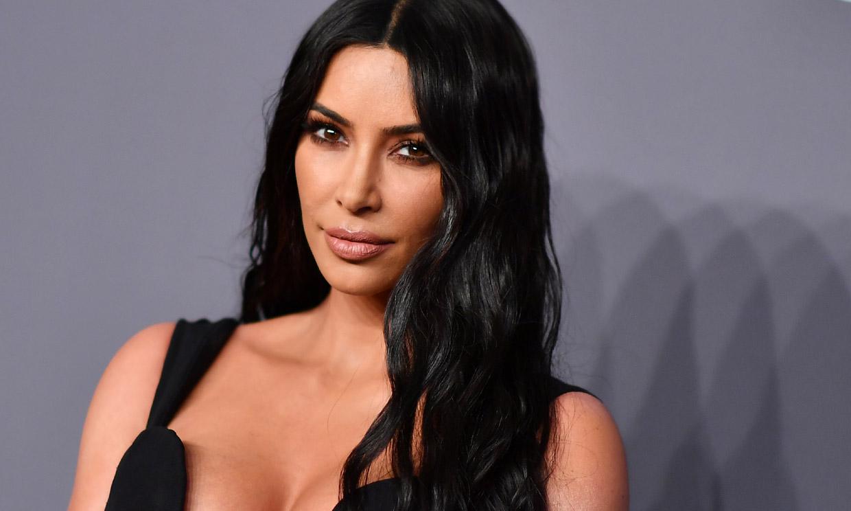Ella también se suma al corte estrella de la temporada: Kim Kardashian estrena look