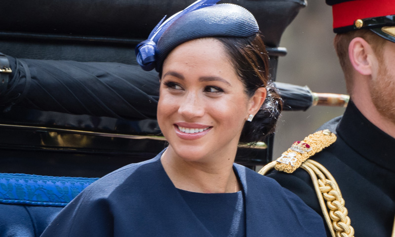 Meghan Markle, Kate Middleton y el peinado de las duquesas cuando se convierten en mamás