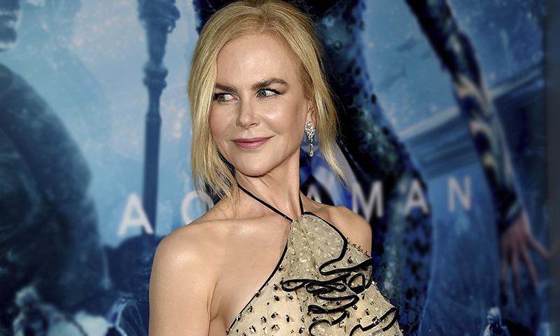 Nicole Kidman y la bebida quemagrasa con la que sustituye la cafeína