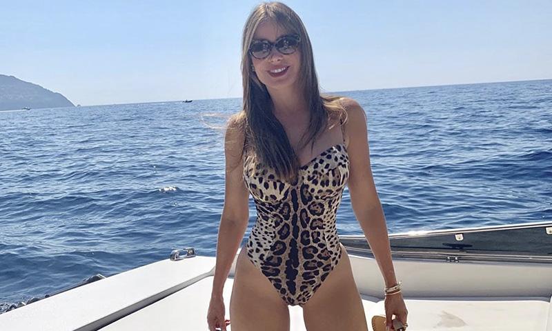 La rotunda respuesta de Sofía Vergara a un 'hater' en su 47 cumpleaños