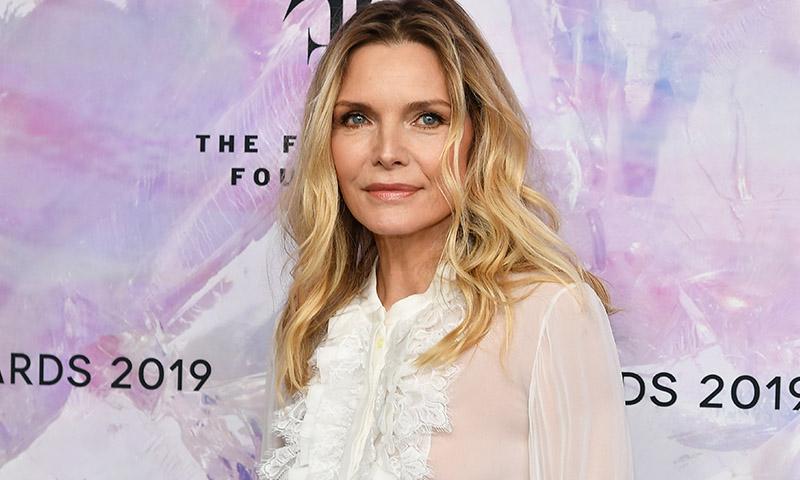 El secreto de Michelle Pfeiffer para nunca equivocarse de perfume